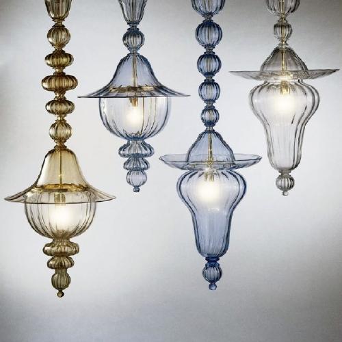 Lampade e vasi venini for Listino prezzi vasi venini
