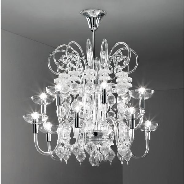 lampadari grandi dimensioni : Le dimensioni sono il vero valore di questi grandi lampadari classici